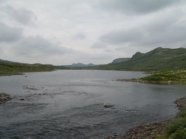 Geitvassdalen og Lågen.